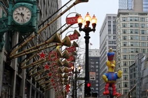 Chicago Xmas State Street