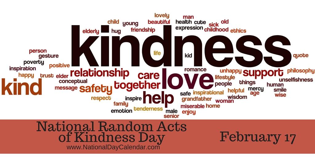 Weekend Kindness