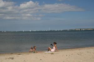 Summer on Fuller's Beach Martha's Vineyard