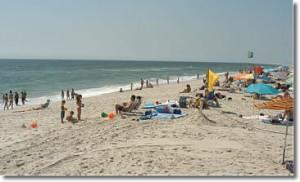 A Summer Day on Jones-Beach