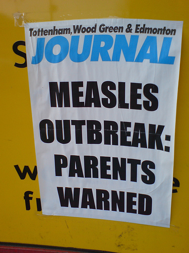 measles-Weekend